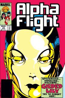 Alpha Flight #20