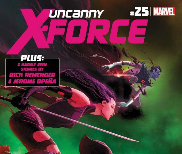 Uncanny X-Force (2010) #25