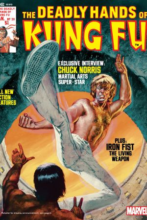 Deadly Hands of Kung Fu #20