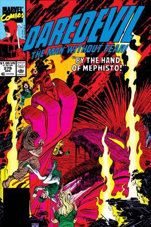 Daredevil (1964) #279
