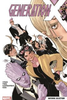 Generation X Vol. 1: Natural Selection (Trade Paperback)
