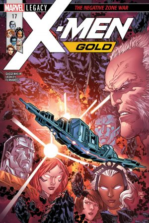 X-Men: Gold (2017) #17