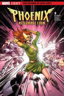 Phoenix Resurrection: The Return of Jean Grey #2