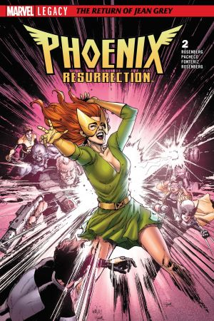 Phoenix Resurrection: The Return of Jean Grey (2017) #2