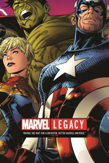 Marvel Legacy (Hardcover)