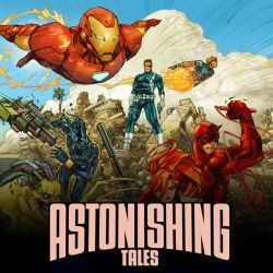 Astonishing Tales