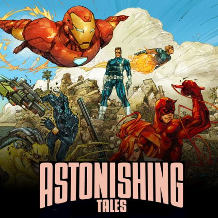 Astonishing Tales (2009)