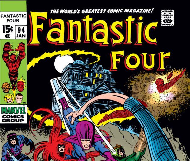 Fantastic Four (1961) #94