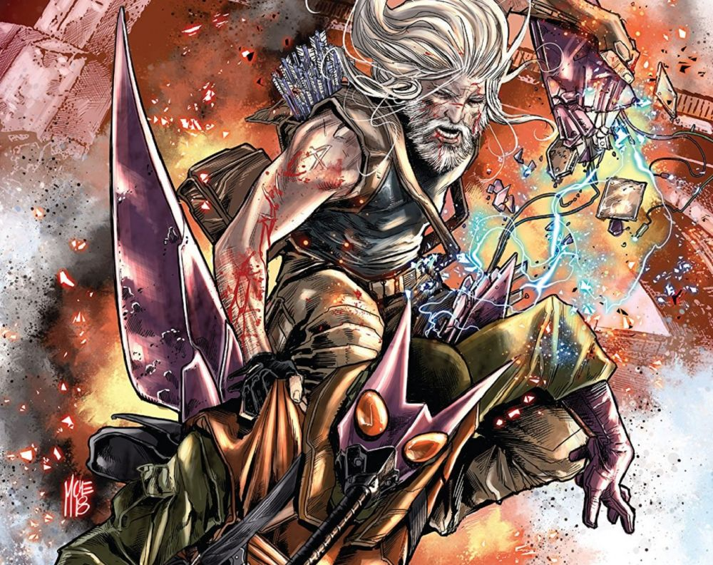 Creator Commentary: Old Man Hawkeye #4
