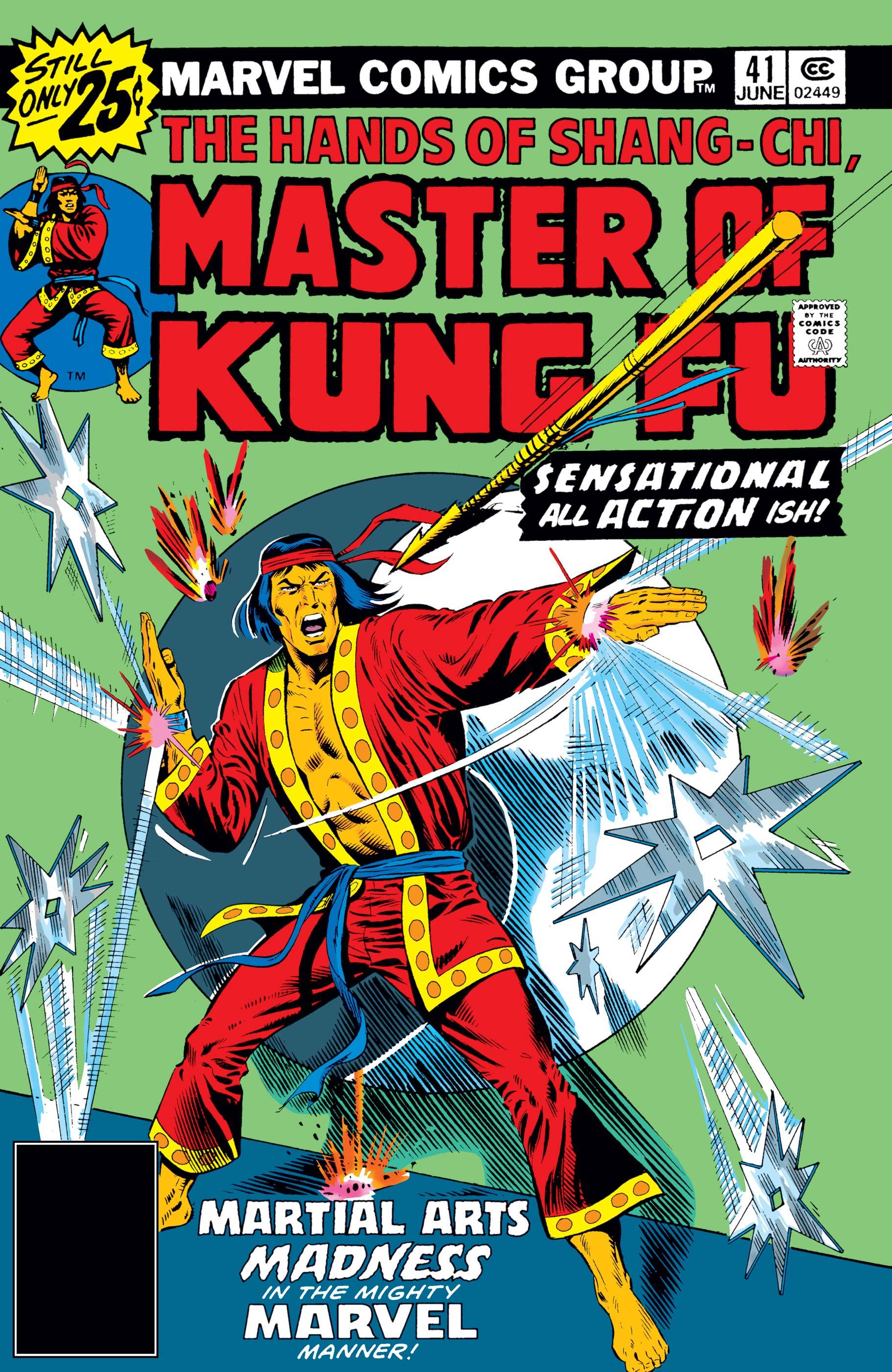 Master of Kung Fu (1974) #41