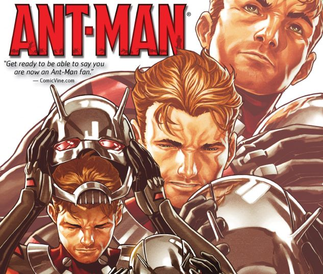 cover from Ant-Man (2015)
