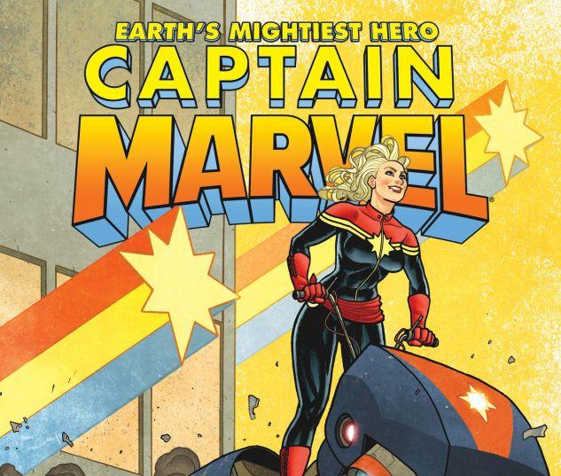 CAPTAIN MARVEL (2012) #12