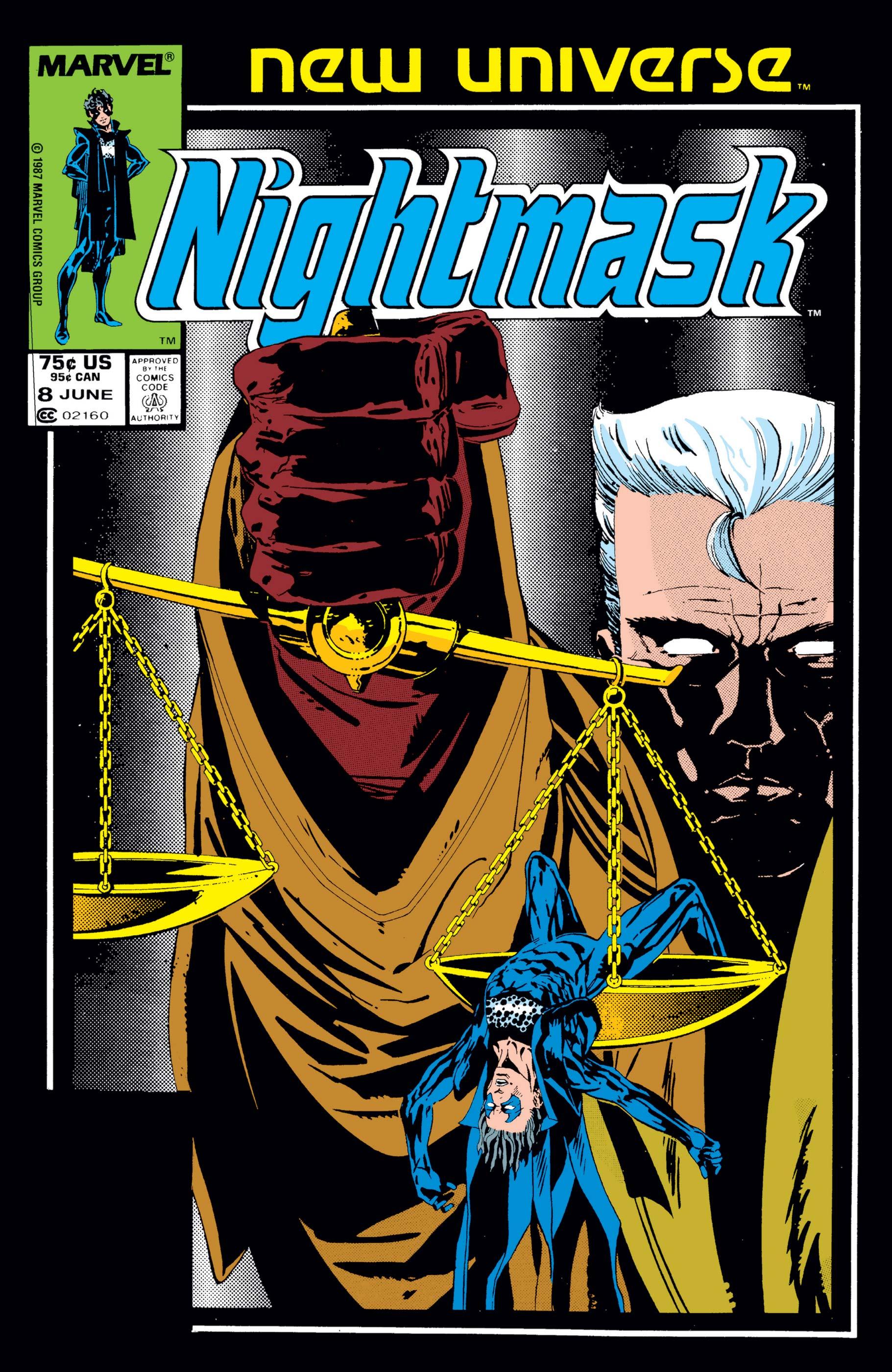 Nightmask (1986) #8