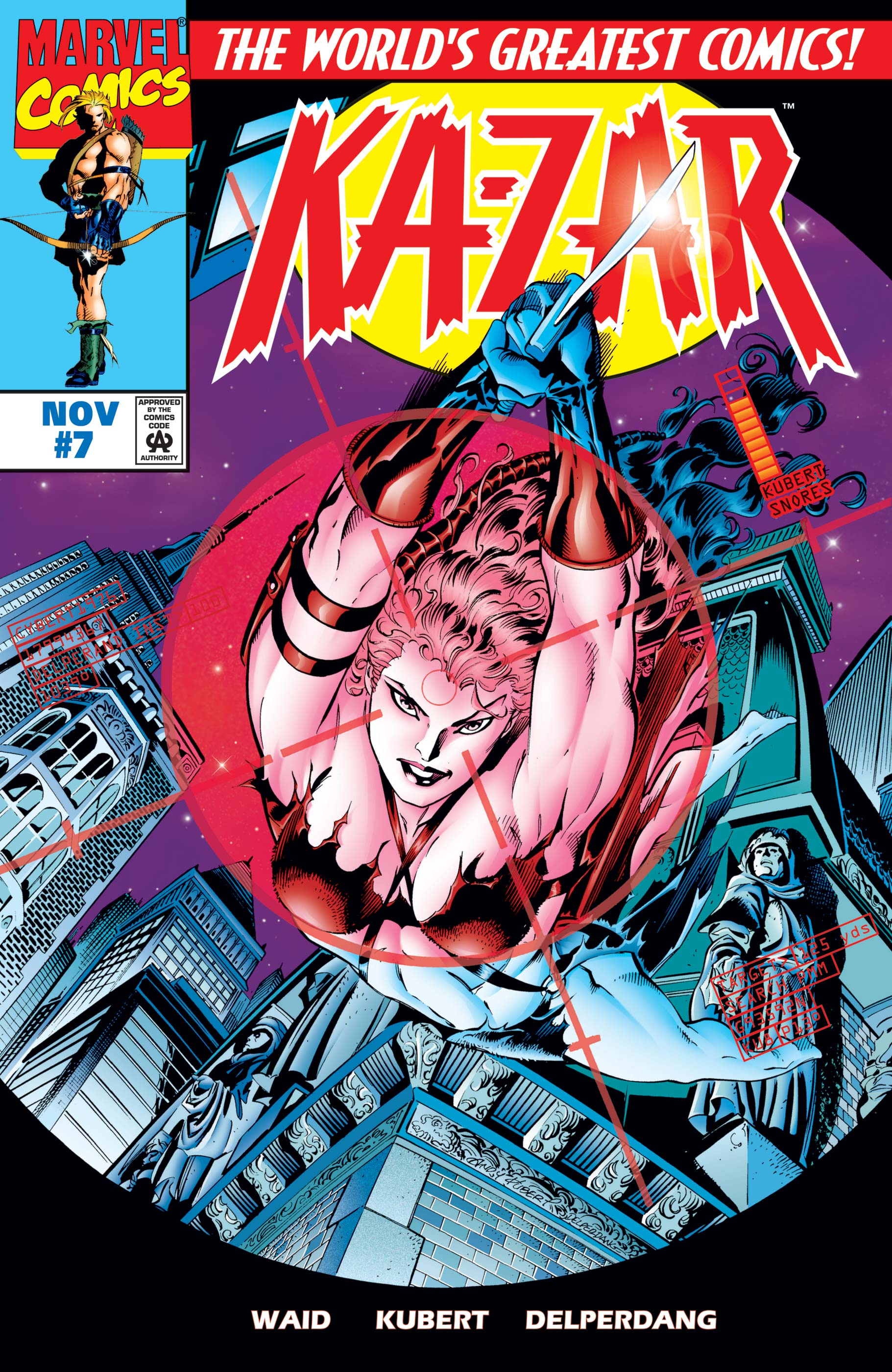 Ka-Zar (1997) #7