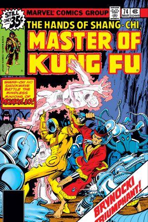 Master of Kung Fu (1974) #74