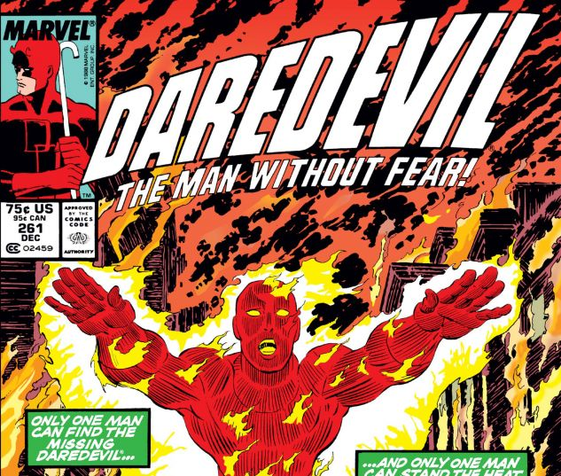 DAREDEVIL (1964) #261