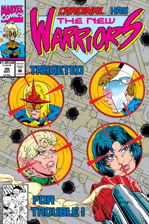 New Warriors (1990) #35