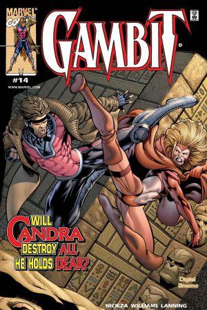 Gambit (1999) #14