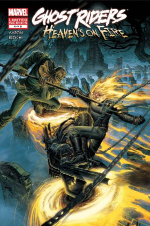 Ghost Riders: Heaven's on Fire #4