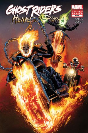 Ghost Riders: Heaven's on Fire #5