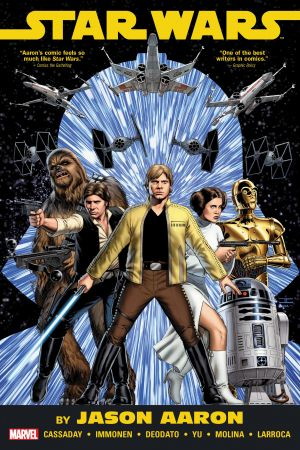 Star Wars By Jason Aaron Omnibus (Hardcover)