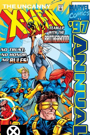 Uncanny X-Men Annual (1997)