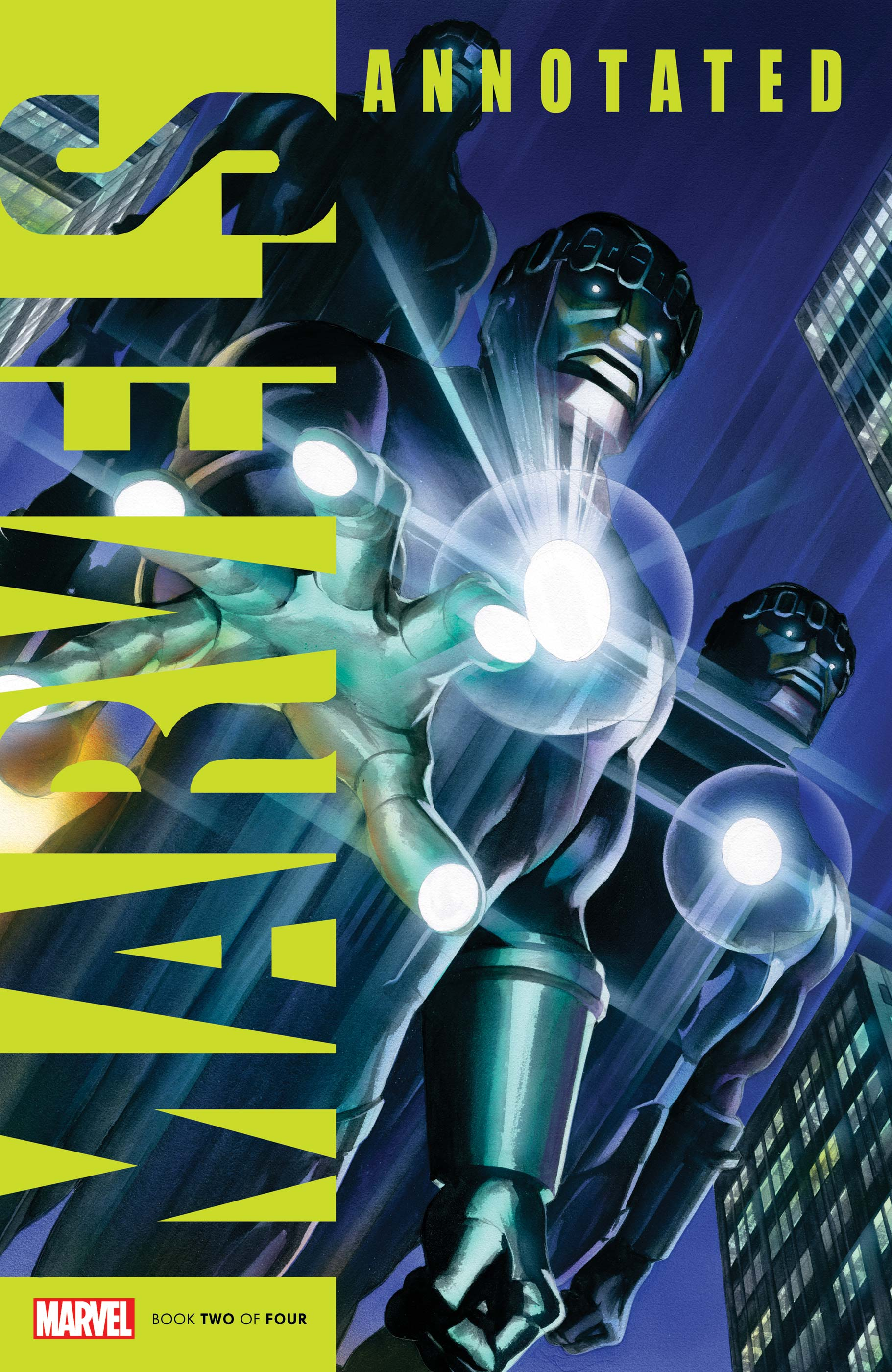 Marvels Annotated (2019) #2