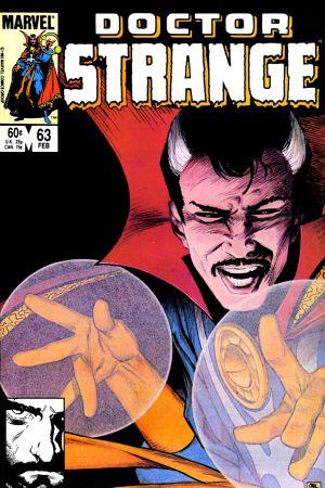 Doctor Strange (1974) #63