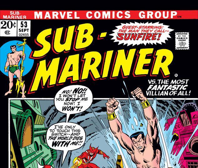 Sub-Mariner #53