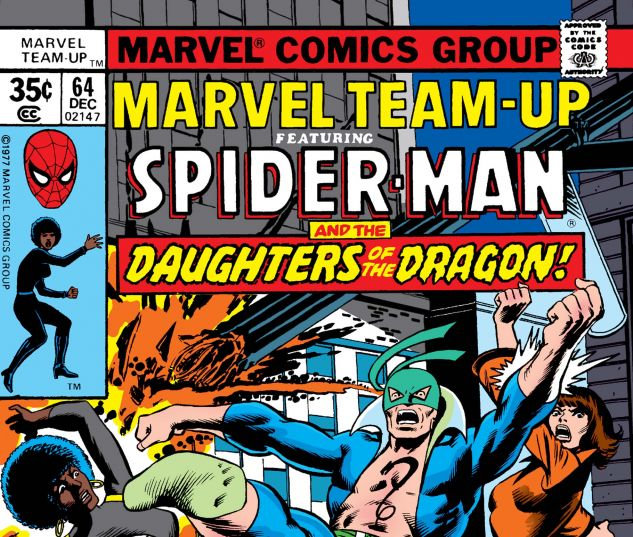 MARVEL TEAM-UP (1972) #64