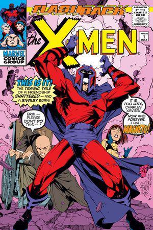 X-Men #-1