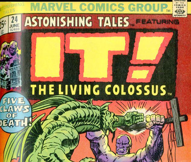 Astonishing Tales #24