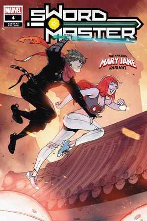 Sword Master (2019) #4 (Variant)