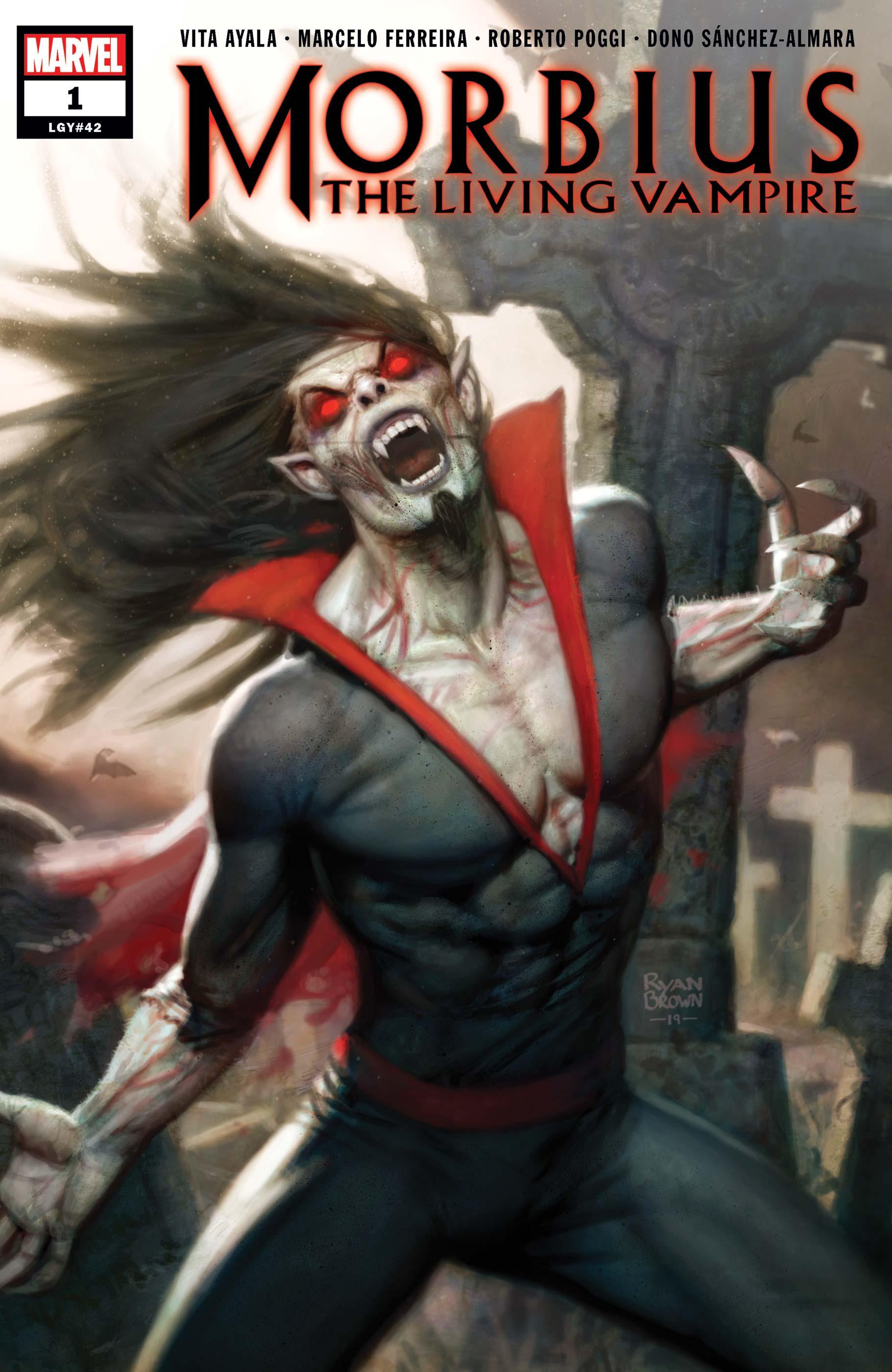 Morbius (2019) #1