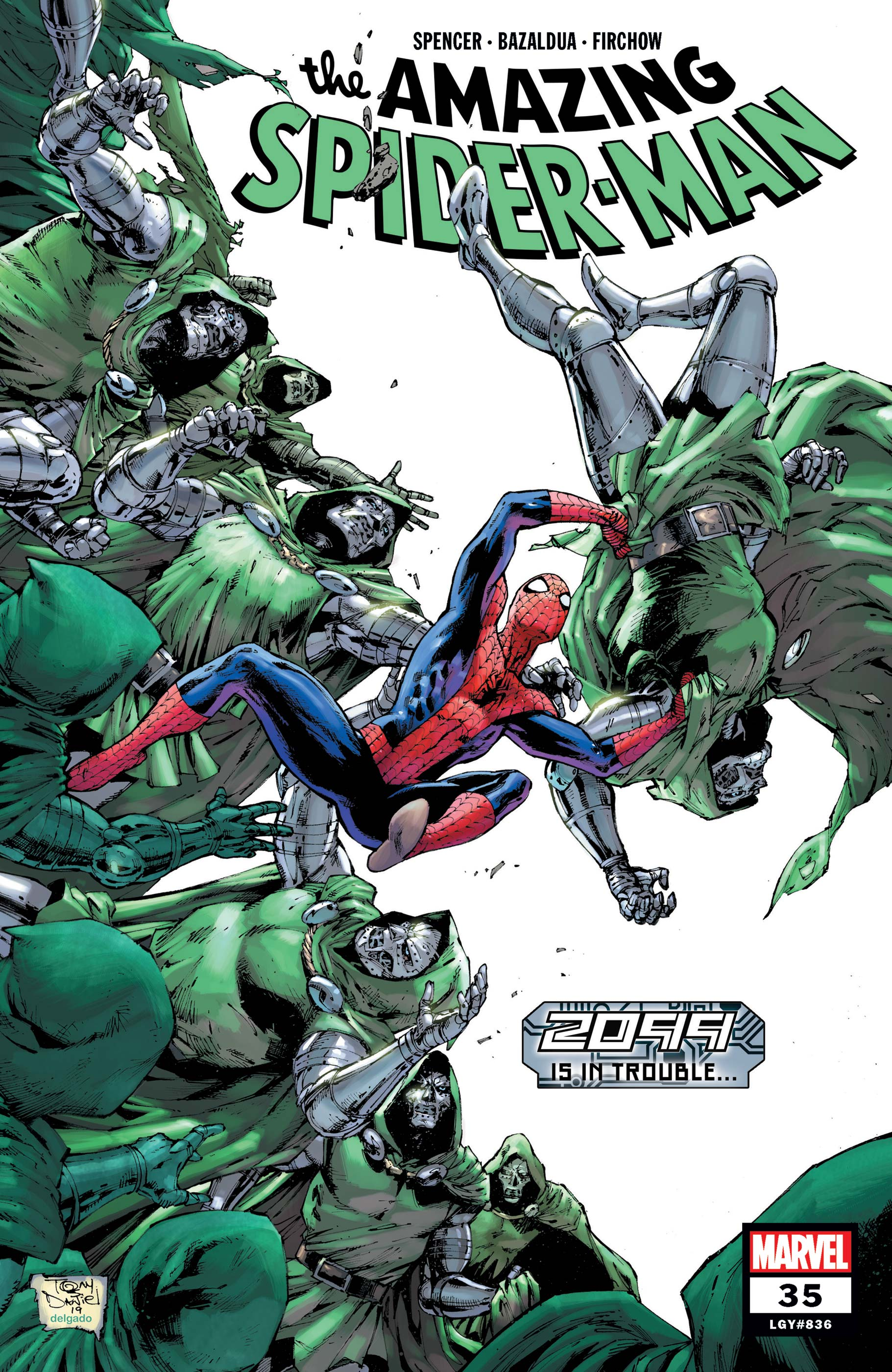 The Amazing Spider-Man (2018) #35