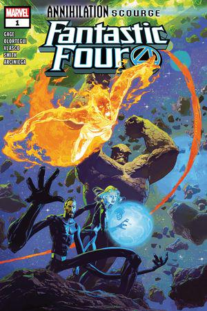 Annihilation - Scourge: Fantastic Four #1