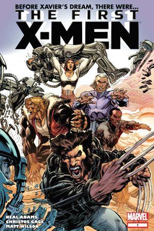 First X-Men #1