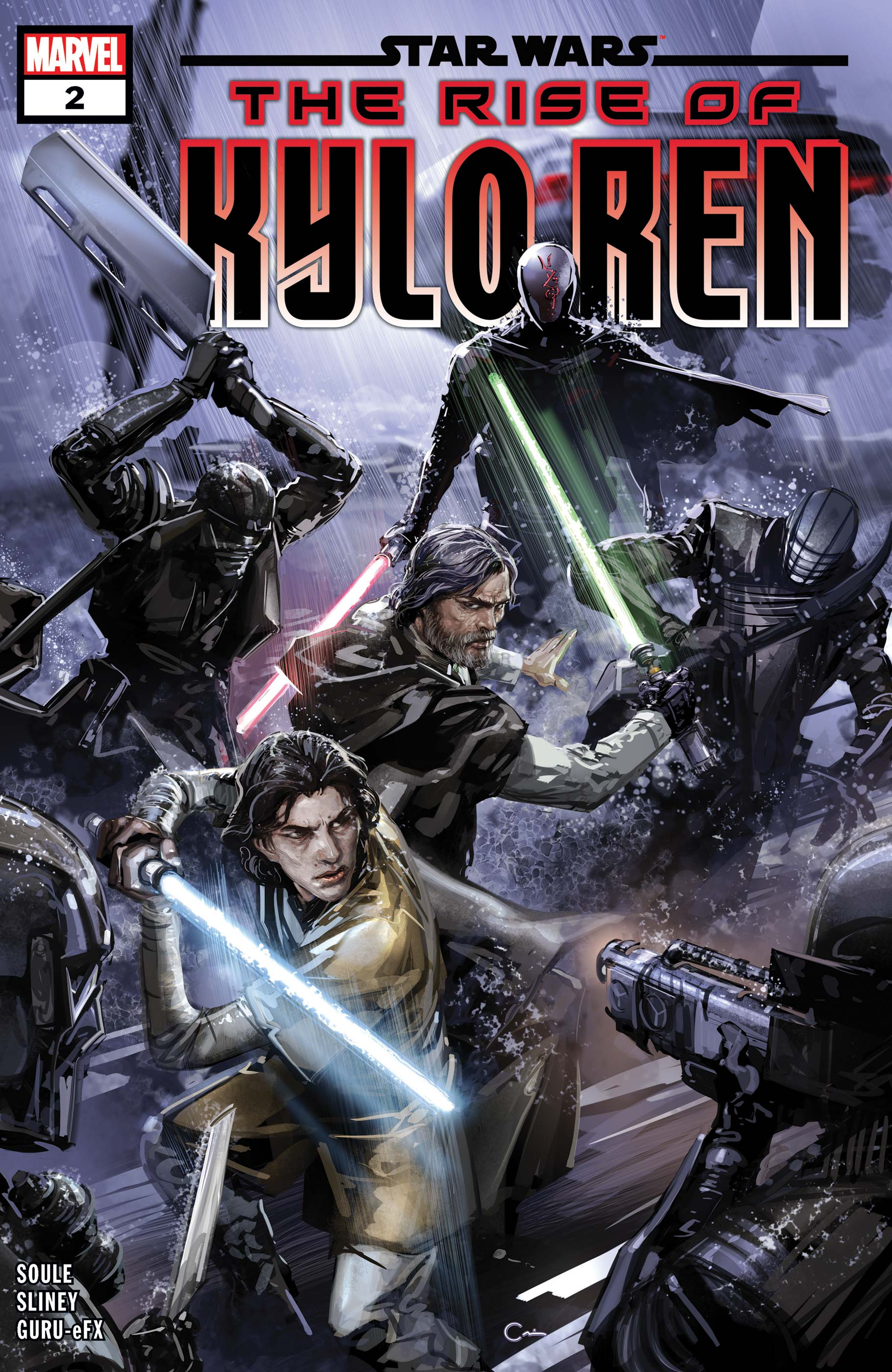 Star Wars: The Rise of Kylo Ren (2019) #2