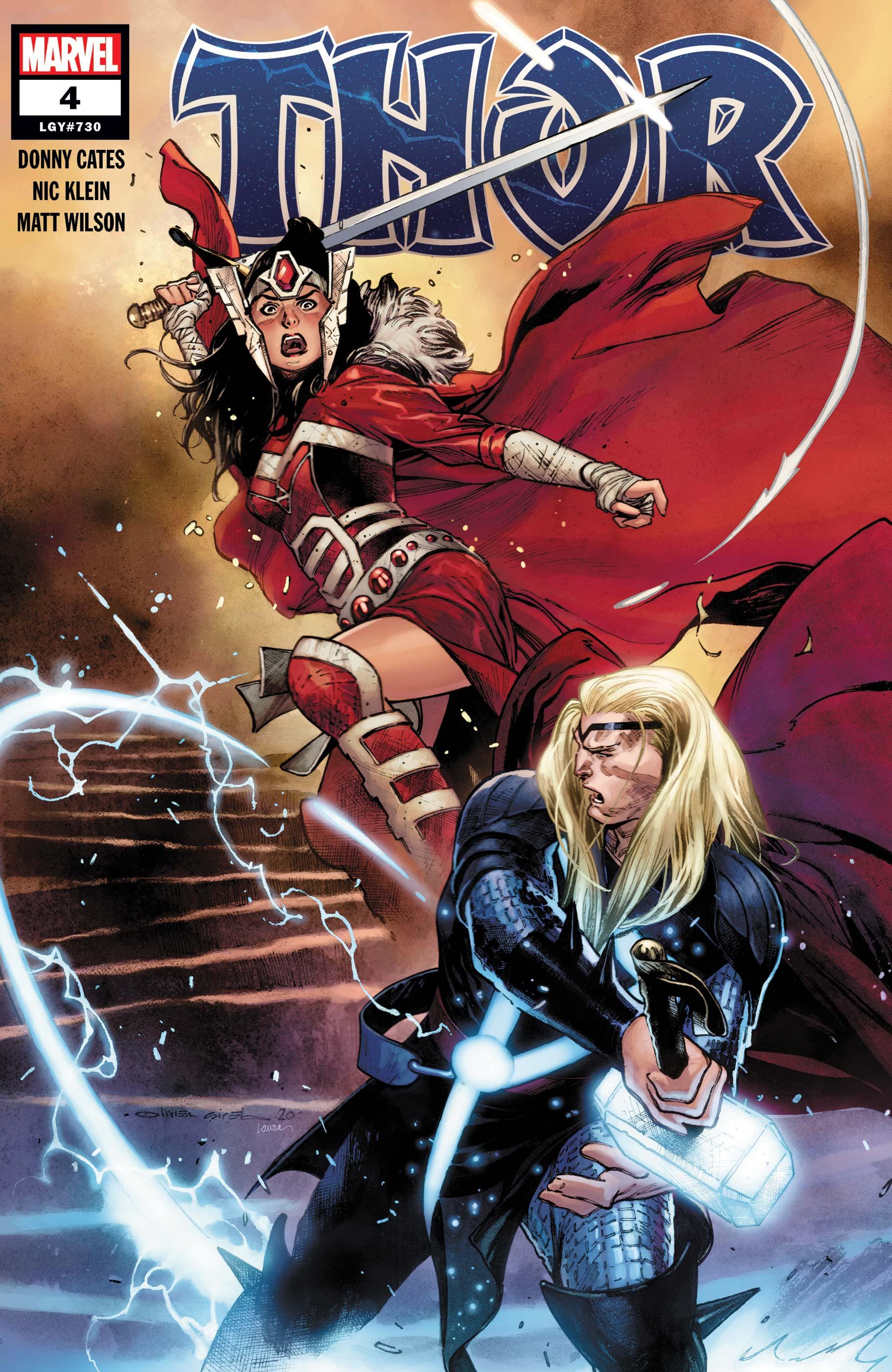 Thor (2020) #4