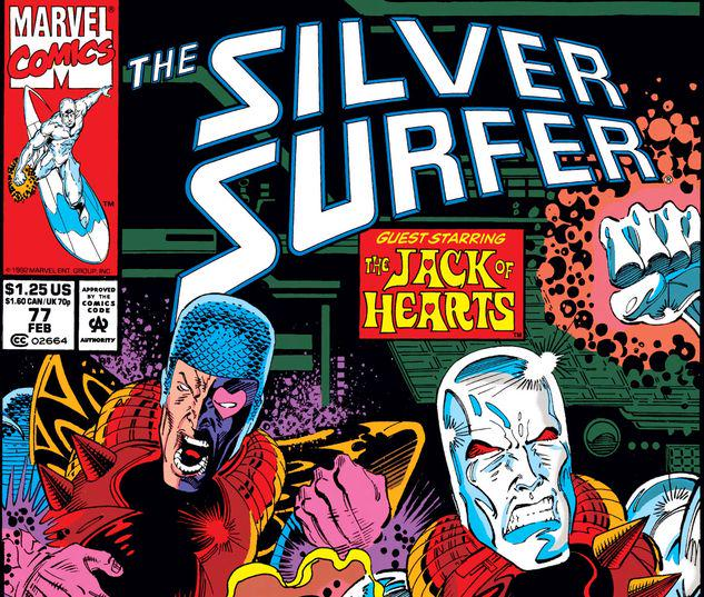Silver Surfer #77