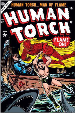 Human Torch Comics #37