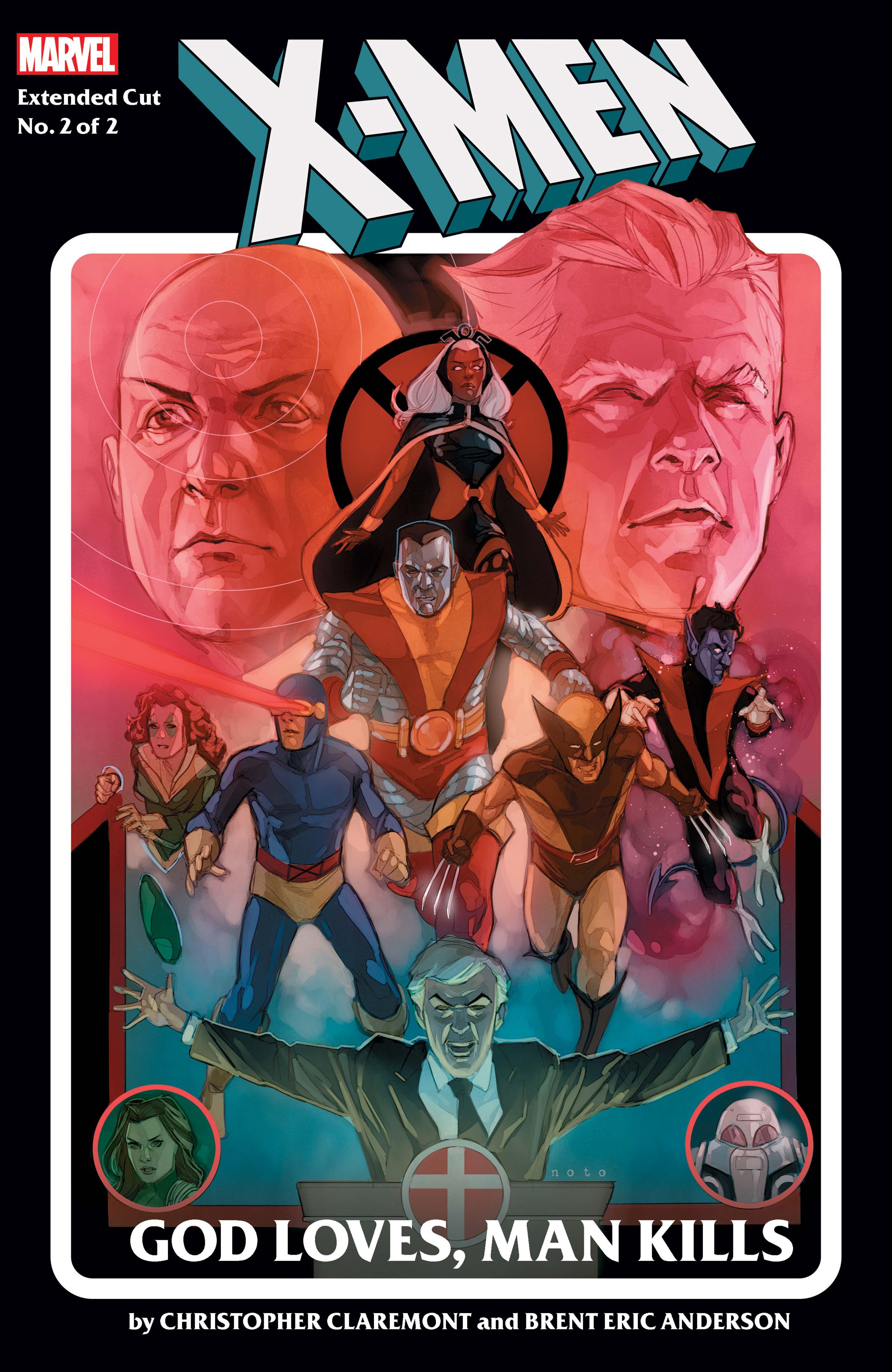 X-Men: God Loves, Man Kills Extended Cut (2020) #2