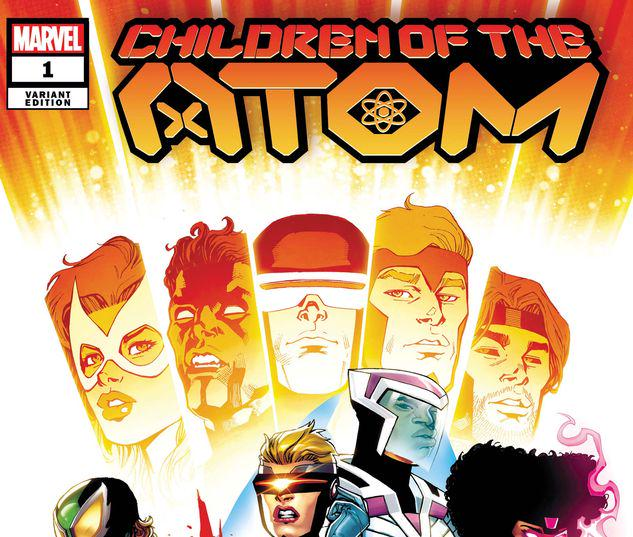 Children of the Atom #1