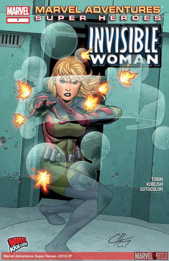 Marvel Adventures Super Heroes (2010) #7