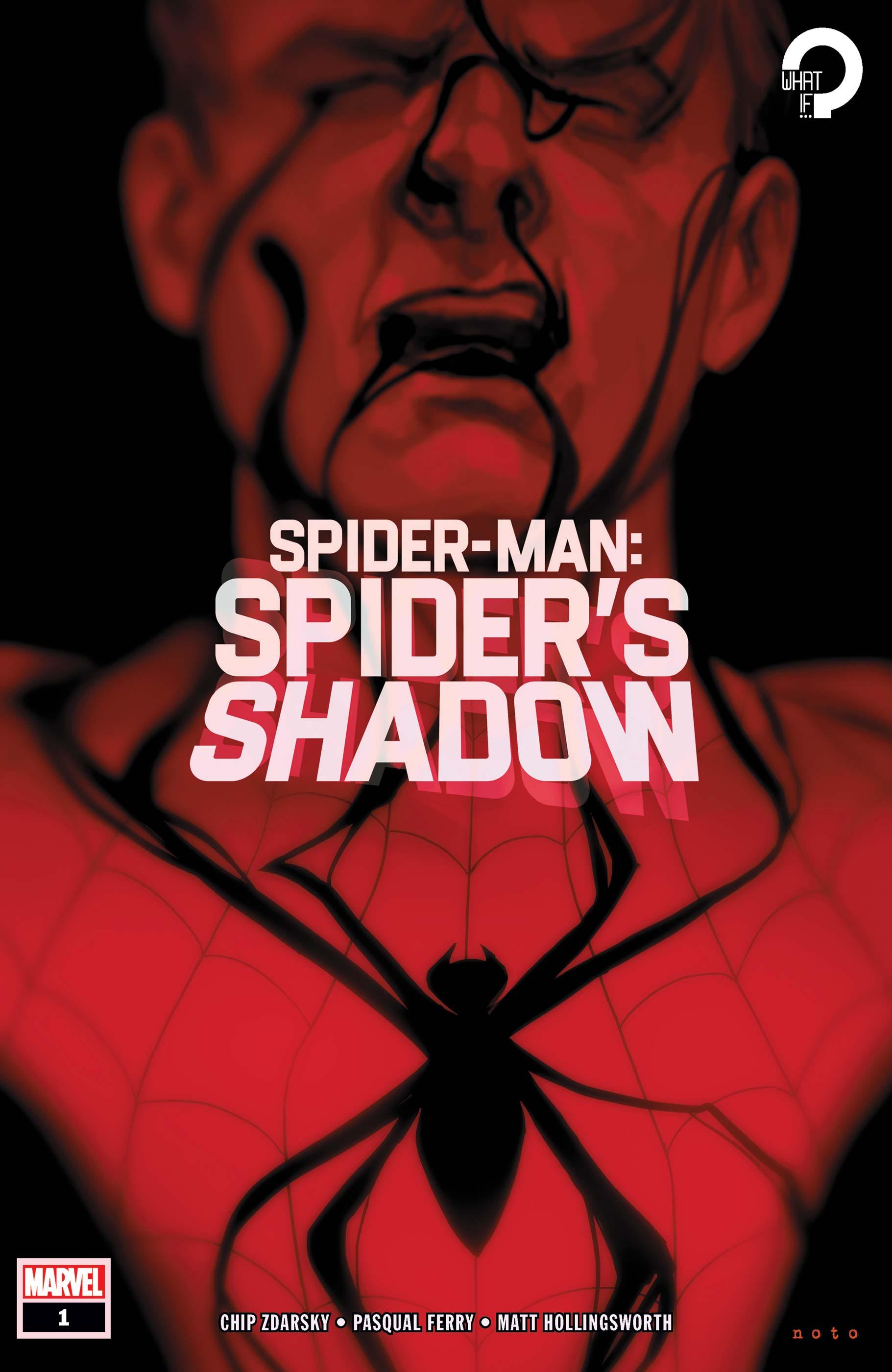 Spider-Man: Spider's Shadow (2021) #1