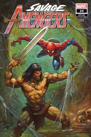Savage Avengers (2019) #20 (Variant)