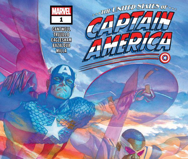 The United States of Captain America #1