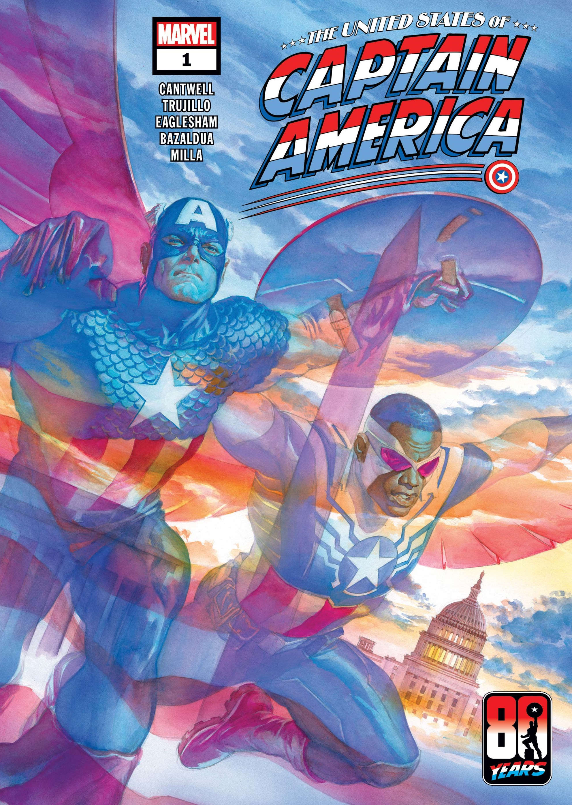 The United States of Captain America (2021) #1