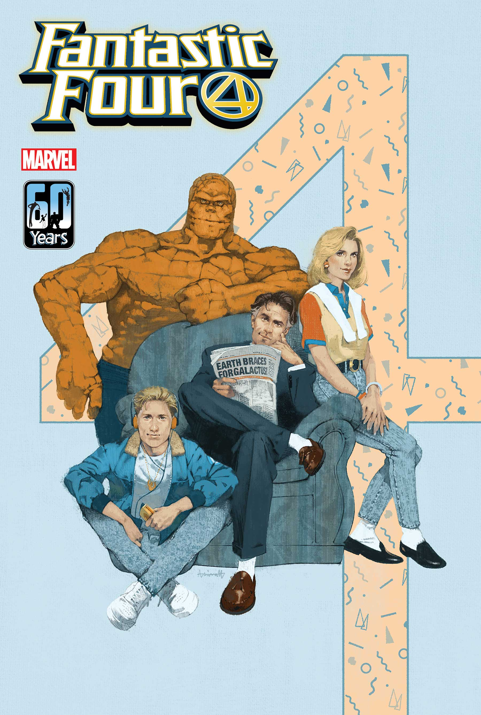 Fantastic Four: Life Story (2021) #3 (Variant)