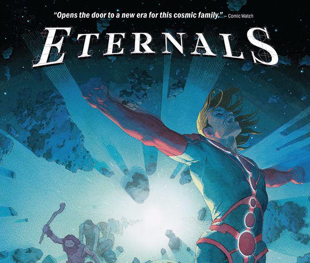 ETERNALS VOL. 1: ONLY DEATH IS ETERNAL TPB #1